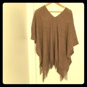 Amster Poncho